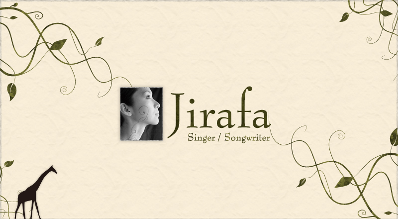 Jirafa Singer/Songwriter